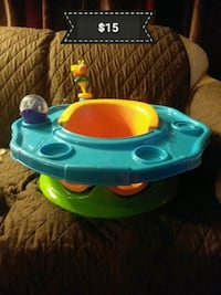 Sitting activity saucer n bumpy seat with tray off Cross Plains, 37049