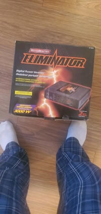 3000 watt eliminator digital power inverter $250 obo