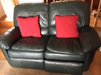 Leather couch....slight tear but very good condition  Ottawa, K2T 0B9