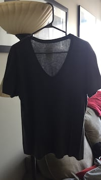 Men's Grey Polo V Neck Calgary, T2G 0B4