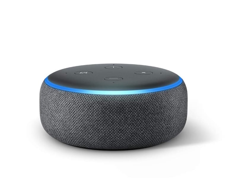 Amazon echo dot 3rd generation 201f0e70-85d8-4c0b-9983-2a20cfa1cf95