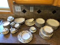 Noritake china 84 pieces... very valuable Fort Collins, 80526