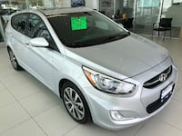 2016 Hyundai Accent SE Hatchback Surrey