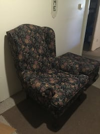 Arm chair and otterman Greeley, 80634