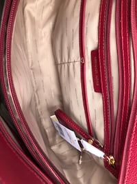 red Michael Kors handbag La Feria, 78559