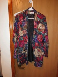 women's multicolored floral long-sleeved shirt San Angelo, 76905