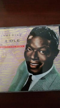 nat king Cole collectors series, like new  Baltimore, 21205