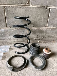 SELLING BWM 5SERIES (E60) COIL SPRINGS