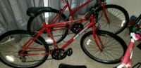 red and black adult 12 speed (pair or individual) Fairfax, 22033