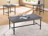 Crown mark Frontier 3-Piece Coffee Table Set   Lutherville-Timonium, 21093