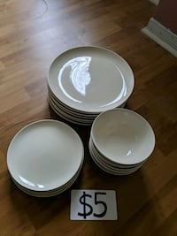 Beige Ikea Dishes