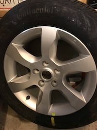 Brand new car tire Barrie, L4N 0S4