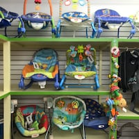 Bouncers and Rockers for Babies n10 Toronto