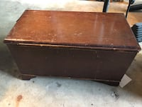 Vintage Small Cherry Hope Chest. Bowie, 20716