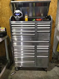 Nice kobalt tool box. Trade only for other box Decatur, 35601