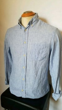 Men's Linen button down  Toronto, M1P