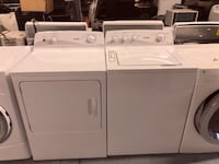 Electric Washer Dryer Set Kings County