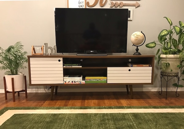 """Tv Stand fits up to 65"""""""