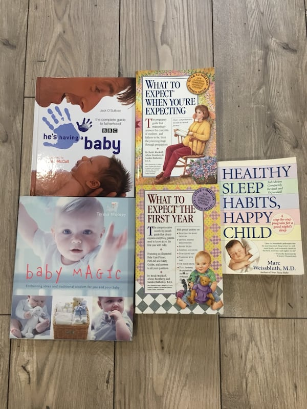 Baby's five assorted learning books 5$ each e2f7c0ef-a24d-41e3-a157-f1f6892ecaf0