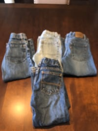 Two blue and white denim jeans Hagerstown, 21740