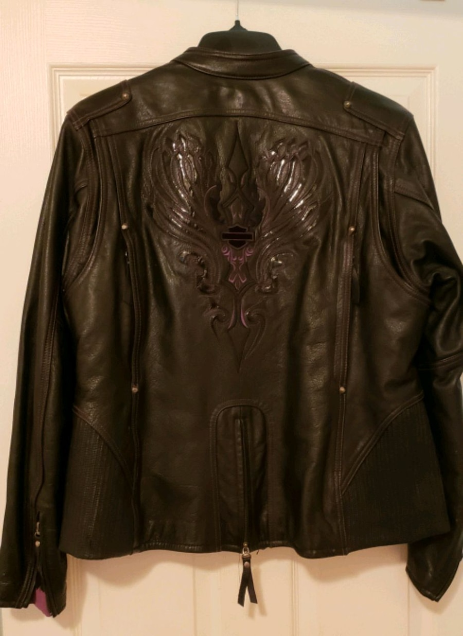 Photo Womens Harley Davidson Jacket