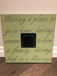 Picture Frame Wall Art Brant, N0E 1R0