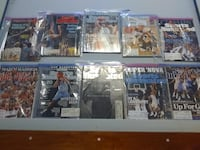 Tar Heel Sports Illustrated Cover Pack
