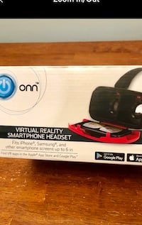 Onn Virtual Reality Headset Woodbridge, 22193