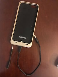 iPhone 6 Plus case with additional battery life
