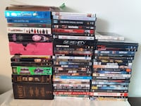 Movie and TV Collection (DVD and Blu-Rays) Toronto