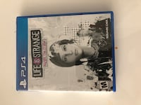 Life is Strange Before the Storm (PS4) New Sealed
