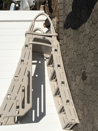 white and gray metal ladder Wantagh, 11793
