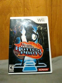 Dance Dance Revolution Hottest Party(Nintendo Wii) Calgary, T2K 2A5