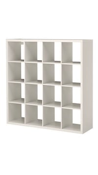 Shelving Unit / Bookcase / Room Divider - NEW.