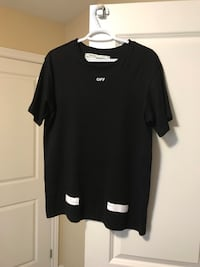 Off white painted diagonal T-Shirt St Catharines, L2R