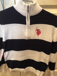 Boys 10/12 long sleeve POLO sweater Surrey, V3S 0Y8