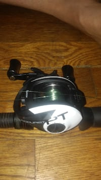 Baitcaster Fishing Rod and Reel