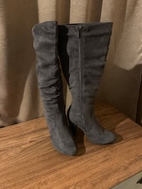 Beautiful gray boots Vancouver, 98662