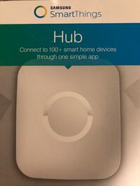 Samsung SmartThings Hub Gainesville, 20155