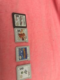 DS & ds3 games all for 25 no cases   South Amboy, 08879