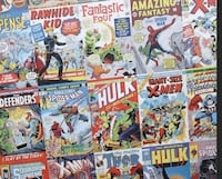BUYING all comic book collections and comics cash same day Mascouche