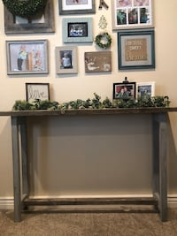 Charcoal & Light grey console West Valley City, 84119