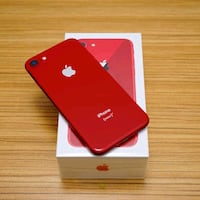 PRODUCT RED iPhone 7 with box San Diego