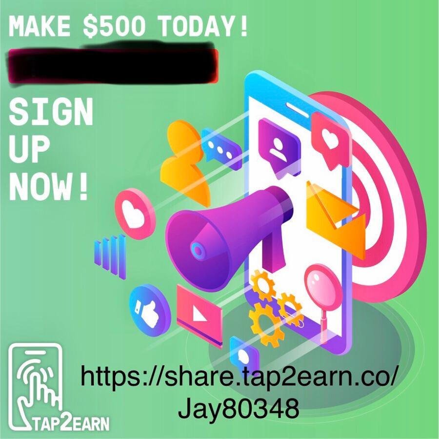 Click link to get promo   $25 free https://share.tap2earn.co/Jay80348