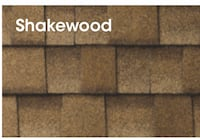 Timberline HD Dual Shingles. Color is Shakewood. Sold by the bundle. Virginia Beach, 23452