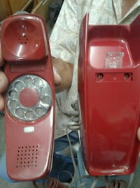rotary phone made in mid 70's Los Angeles, 91303