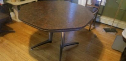 Free table must pick up