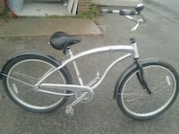 silver cruiser bicycle Vaughan, L6A