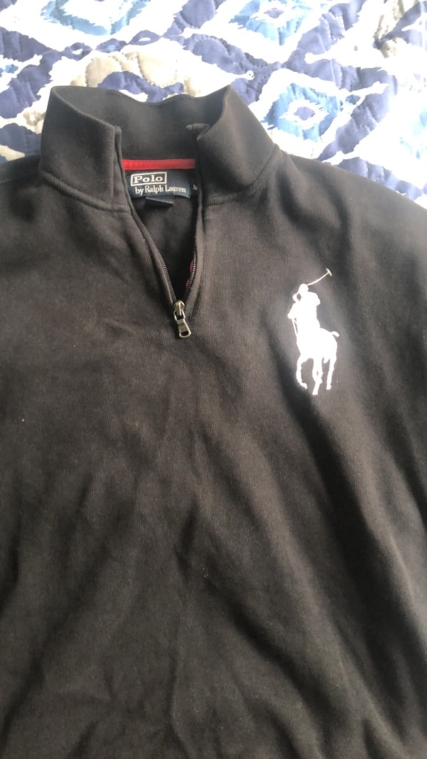 Polo sweater 0