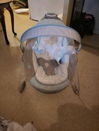 ingenuity automatic baby bouncer chair Oshawa, L1H 1X8